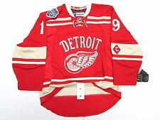 YZERMAN DETROIT RED WINGS AUTHENTIC 2014 WINTER CLASSIC REEBOK EDGE 2.0  JERSEY 83d720ac8