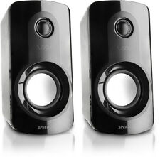 [B-Ware] SPEEDLINK VEOS Aktive Stereo Speakers Lautsprechersystem Lautsprecher
