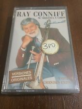 RAY CONNIFF EL CONTINENTAL - MC K7 CASSETTE TAPE CINTA NEW SEALED NUEVA EMBALADA