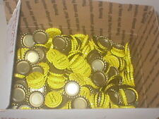 1000 Uncrimped Beer Bottle Caps Home Brewing DeGroens Imported from Baltimore