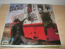 "Black Uhuru – The Great Train Robbery [12 "" Vinyl Single] || VG/VG+"