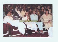 "mm138 - Princess Diana & the Khans -  Royalty photo 6x4"""