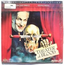 Vincent Price: Theater Of Blood LASERDISC MGM Home Video US 1997