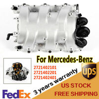 Intake Engine Manifold Assembly 2721402101 For Mercedes C230 C280 C300 GLK350
