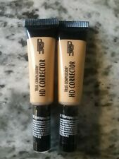 Black Radiance True Complexion Hd Corrector 8041 Yellow 0.44oz Lot of 2 New
