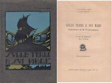 LS- SULLE TERRE E SUI MARI CAVALIERI S. FRANCESCO -- PARMA --- 1931 - B - ZFS468