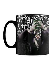 The Joker Mug for Tea or Coffee DC Comics Killing Joke Heat Changing Black