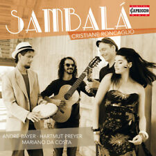 Cristiane Roncaglo : Sambala CD (2014) ***NEW*** FREE Shipping, Save £s