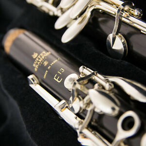 Buffet Crampon E13 Clarinet in A  | BC1202-2-0 | Brand New
