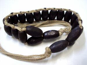 Bracelet Wooden Bead Healing Chakra Magic Talisman Buddhist Thai Buddha Amulet