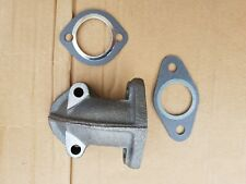 CLASSIC FIAT 500  126 AIR COOLED EXHAUST MANIFOLD ELBOW WITH GASKETS BRAND NEW