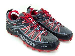 Salomon speedcros 3 LAB Schuhe Sneaker Herren Halbschuhe Gr 44 Uk 9 ( 27cm )