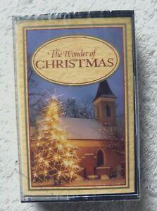 76315 Cassette 3 The Wonder Of Christmas [NEW / SEALED] Cassette Album