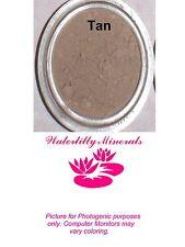 Tan Minerals Bare Makeup Concealer Foundation #5.2 Tan Sample Size New/Sealed