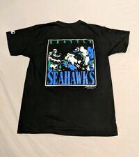 VTG NFL 1989 Starter Seattle Seahawks T-shirt Sz M