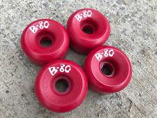 Old School NOS VTG Powell Peralta B-80 Street Bones Skateboard Wheels 55mm