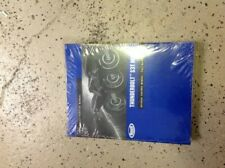 2002 Buell Thunderbolt S3T Service Réparation Manuel Set avec Parties Catalogue