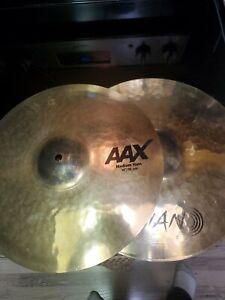 Sabian AAX Medium Hi-Hats 14 in. Pair