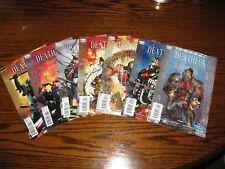 Marvel - Deathlok The Demolisher 1 - 7 Complete Set! Glossy Vf+ 2010