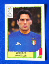 FIGURINA PANINI EURO 2000 - N. 185 - MONTELLA - ITALIA - new