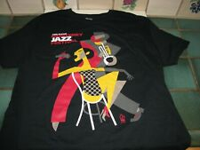 54th Annual Monterey Jazz Festival 2011 Collectible T-Shirt Mens (Size Xl)