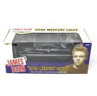 4398 ERTL 1949 Mercury Coupe James Dean American Muscle 1:18 Scale