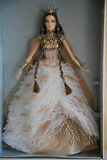 LADY OF THE WHITE WOODS BARBIE DOLL, FARAWAY FOREST COLLECTION, CGK94, 2015 NRFB