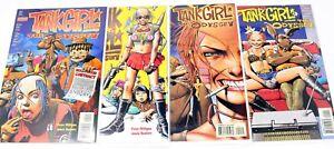 Tank Girl Odyssey, Complete Set #1-10, VF+, DC Vertigo Comics 1995