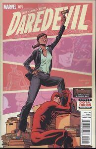 Daredevil # 15 N mint 2014 Series 1ST PRINT Mark Waid Vol 4 Marvel Now