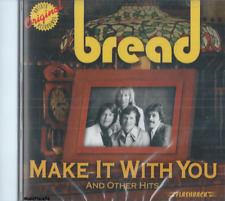 Bread - Make It With You And Other Hits - Rock Pop Music Cd