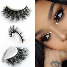5 Pairs of False Eyelashes Long Thick Natural Handmade Fake Lashes Extension AU