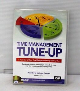 Time Management Tune-Up (DVD) - NEW