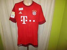 """FC Bayern München Original Adidas Heim Trikot 2015/16 """"-T---"""" Gr.L Neu"""