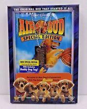 Air Bud (DVD, 2009) Walt Disney Special Edition Buddy Dog Tag Golden Retriever