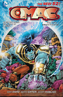 OMAC New 52 Vol 1: Omactivate! by Didio, Giffen & Koblish TPB 2012 DC Comics OOP