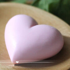 Soap Mold Craft Heart Silicone Soap Making Mould Candle Resin Handmade Mold