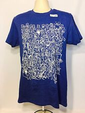 NEW 2XL Fallout Vault Boy Collage T-Shirt Loot Gaming Crate 2 EXTRA LARGE