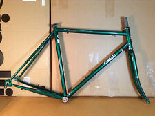 Cinelli Gazzetta Della Strada Touring Steel Frameset Size Medium 55cm Green New