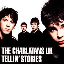 THE CHARLATANS TELLIN' STORIES CD Album MINT/EX/MINT *