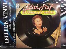 Edith Piaf 20 French Hit Singles LP Album Vinyl Record SCX6606 Pop 50's 60's