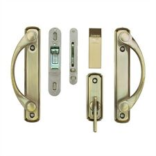 Andersen DOOR Newbury 2Panel Gliding Door trimsat Hardware ANTIQUE Brass#2565686