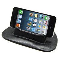 Universal Phone Car Cradles, Table / Car Dashboard Non-slip Mat Stand Dash Mount