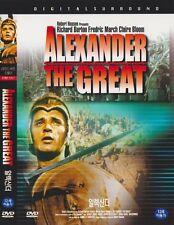 Alexander the Great (1956) Richard Burton DVD NEW *FAST SHIPPING*