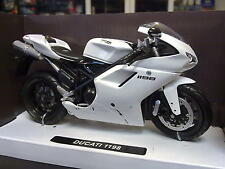 New Ray Ducati 1198 1:12 wit