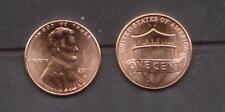 USA $ 1 Cent 2012 UNION SHIELD je D+P unzirkuliert und bankfrisch unc