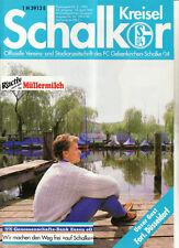 BL 91/92 FC Schalke 04 - Fortuna Düsseldorf