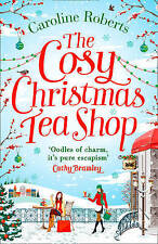 The Cosy Christmas Teashop, Acceptable, Roberts, Caroline, Book