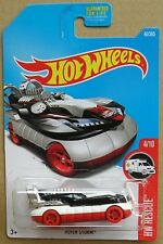 Hot Wheels 2017 40 of 365 Hover Storm Hotwheels HW Rescue - Long Card