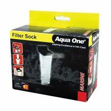 Aqua One Filter Sock & Bracket Aquareef Sump 150 Micron Marine Tanks Reef Corals