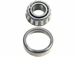 For 1989-1990 Maserati 430i Wheel Bearing Front Outer Centric 77572CT